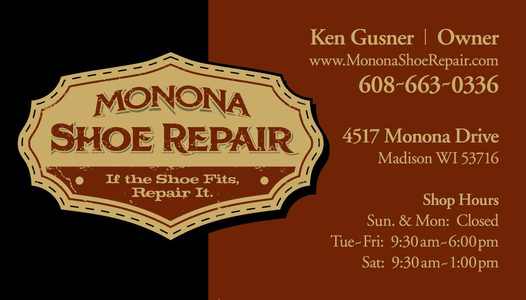 Monona Shoe Repair